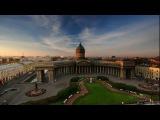 Санкт-Петербург в покадровой съемке